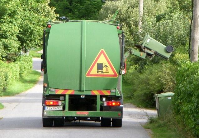Licitaciones para el servicio de recolección y disposición de basura
