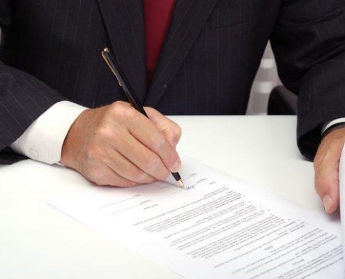 contrato de servicios subcontratados