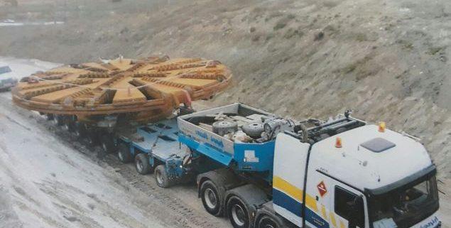 Licitación servicios transporte de cargas especiales 1