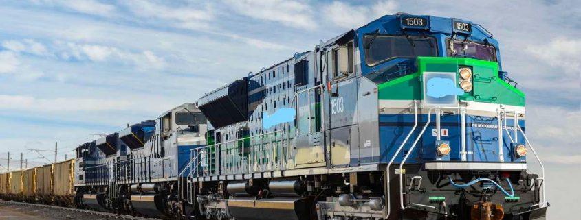 Mantenimiento de locomotoras